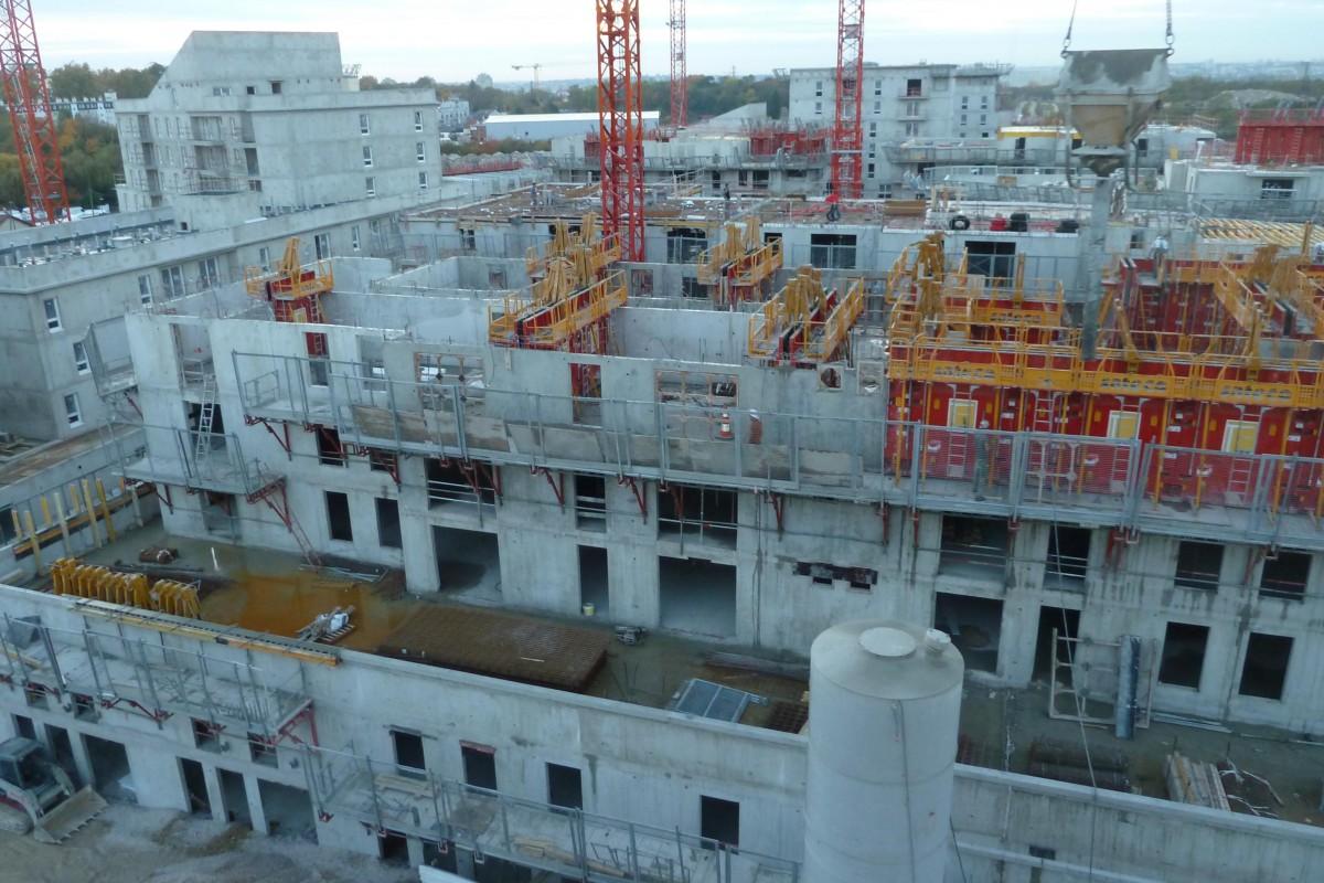 Travaux de construction par Archicréa NLG