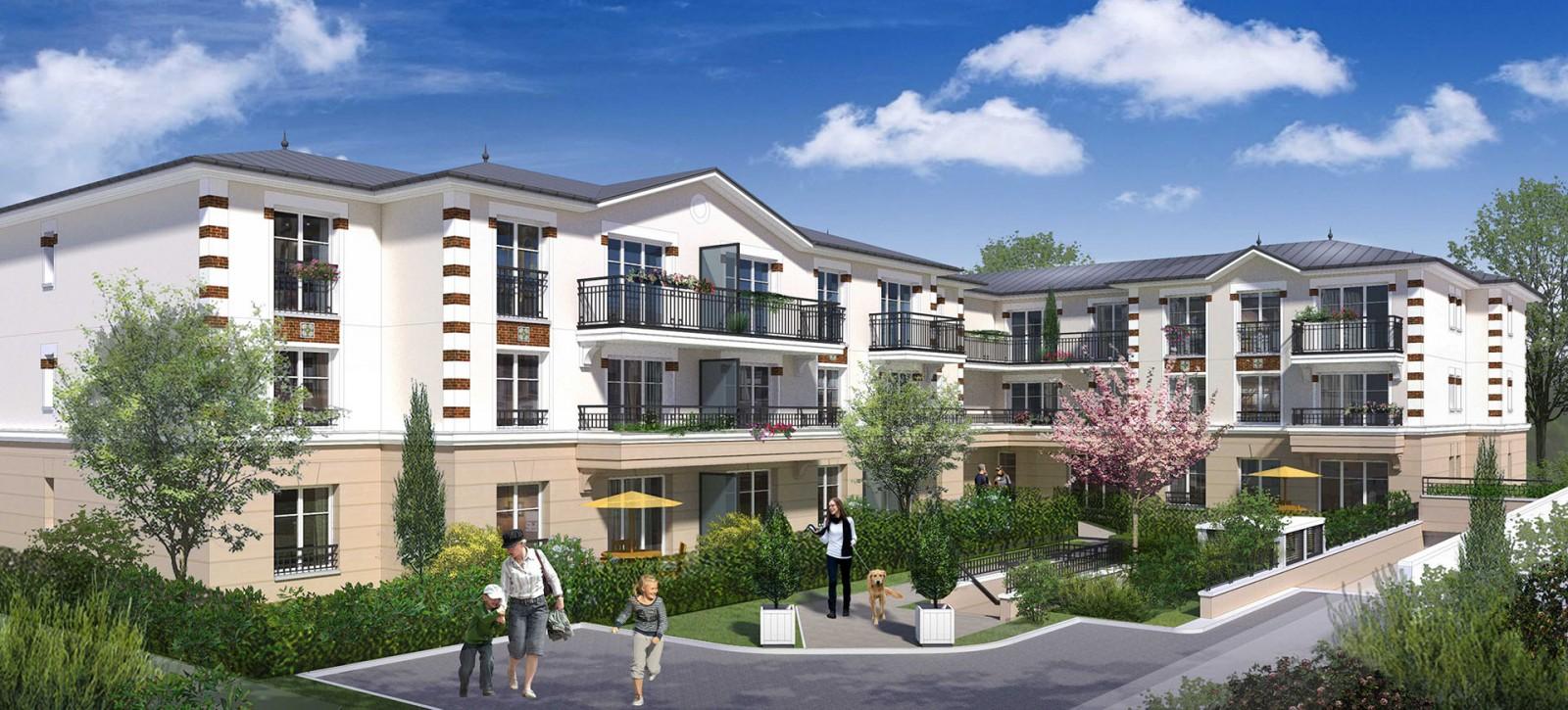 36 logements collectifs Archicréa NLG en accession Villiers sur Marne