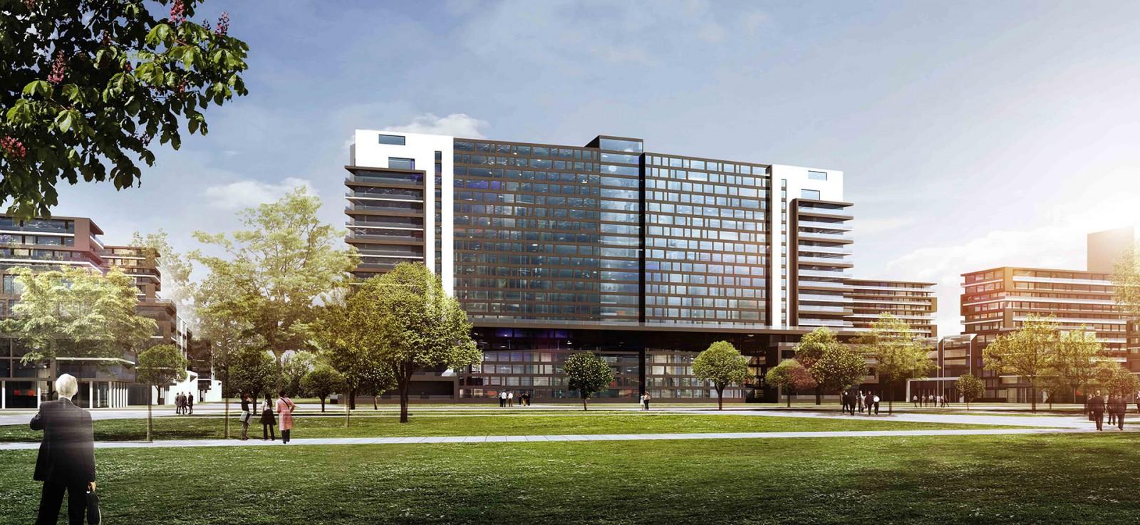 Hôtel de ville Chine