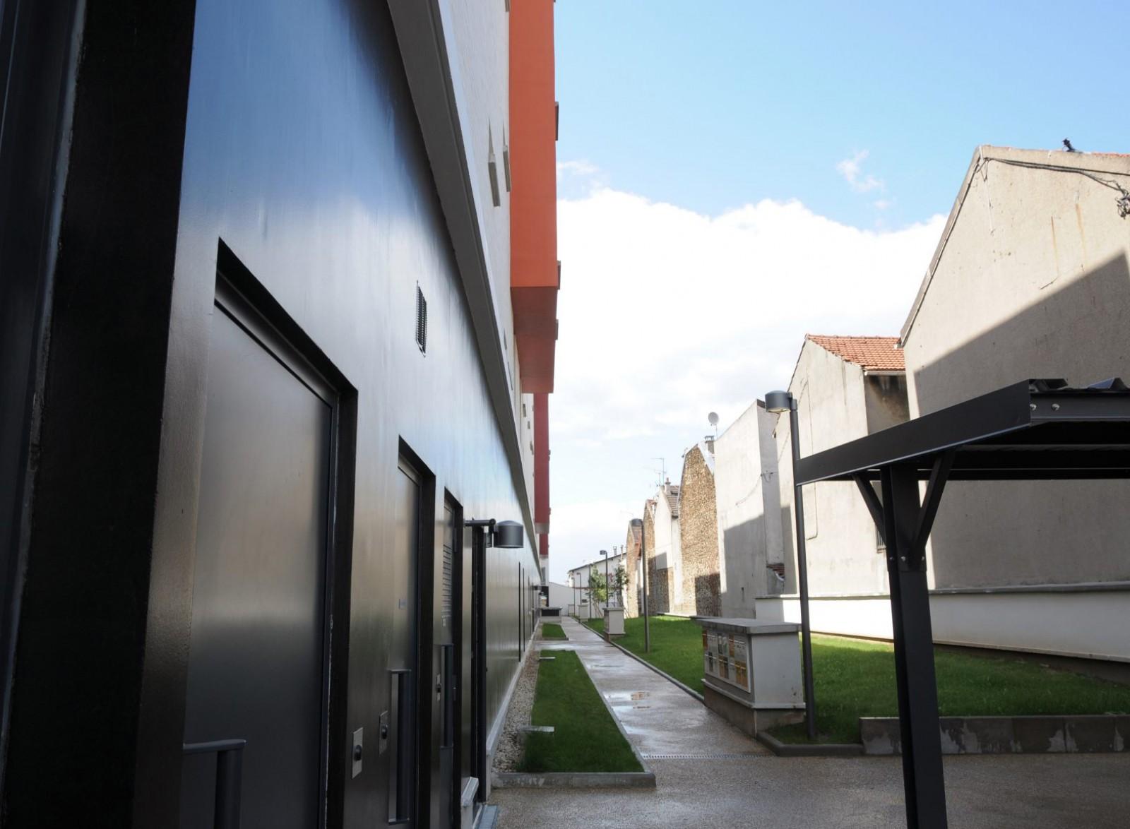 65 Logements locatifs par Archicréa NLG  à Aubervilliers