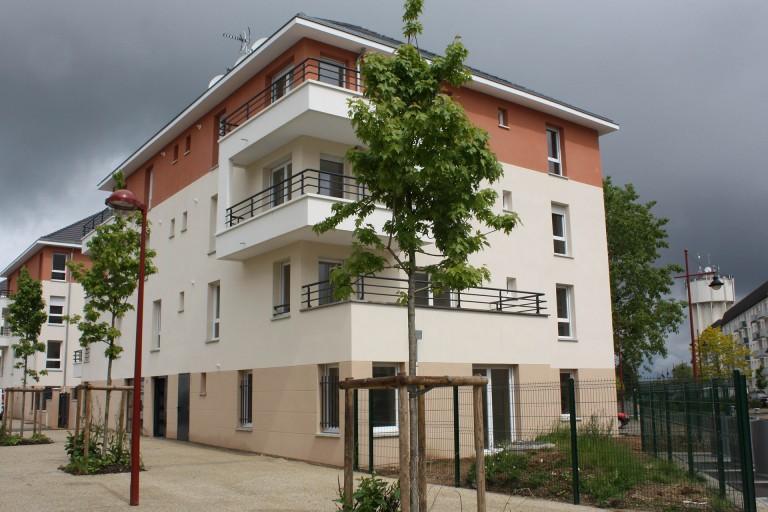 50 Logements collectifs par Archicréa NLG à Vernouillet